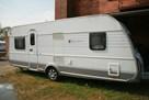 Tabbert - VIVALDI 560 TDL 2,5 Campingvogn