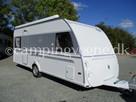Knaus - SÜDWIND 500 FU Kampagne Campingvogn