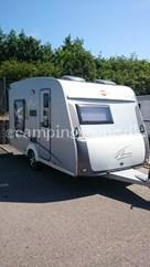 Bürstner - Averso 410 TS Campingvogn