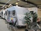 Knaus - SPORT 450 FU Campingvogn