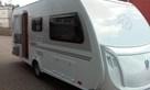 Knaus - S�DWIND 500 EU Campingvogn