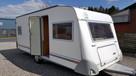 Knaus - AZUR 500 TF Campingvogn