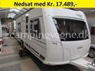 Fendt - OPAL 650 SFD Campingvogn