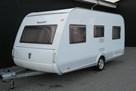 Tabbert - Jeunesse 480 HTD Campingvogn