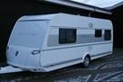 Tabbert - DA VINCI 540 E 230 Campingvogn