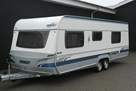 Fendt - PLATIN 650 TFD Campingvogn