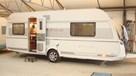 Tabbert - VIVALDI 550 E 250 Campingvogn